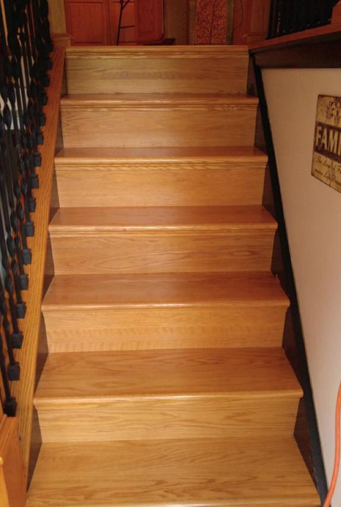 Middletown Stair Hardwood
