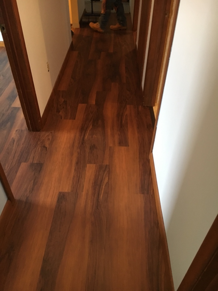 Warwick Luxury Vinyl Flooring